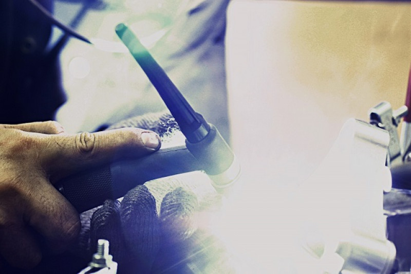 HKRS手工燒焊超靜音管