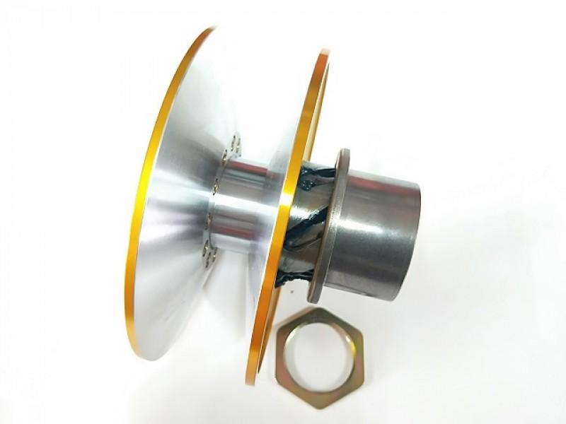 勁戰鋁合金可調式開閉盤